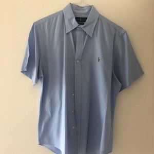 Ralph Lauren short sleeve button down